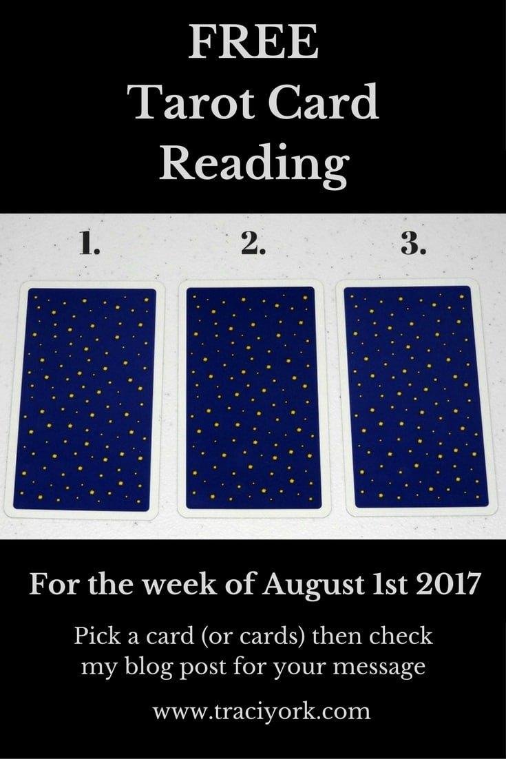 Card Hello August 2017